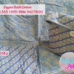 Mukena Giggles Batik Cirebon, mukena rayon batik adem dan Indonesia banget