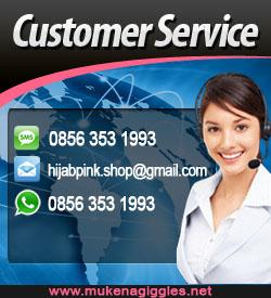 Customer Service Mukena Giggles