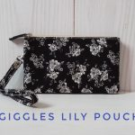 Giggles Lily pouch