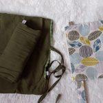 Mukena Giggles rayon, mukena safar yang adem dan ringan untuk dibawa travelling